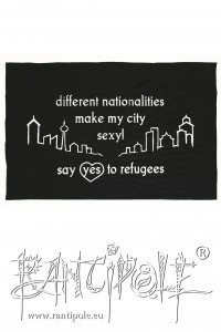 Different Nationalities Back-Patch